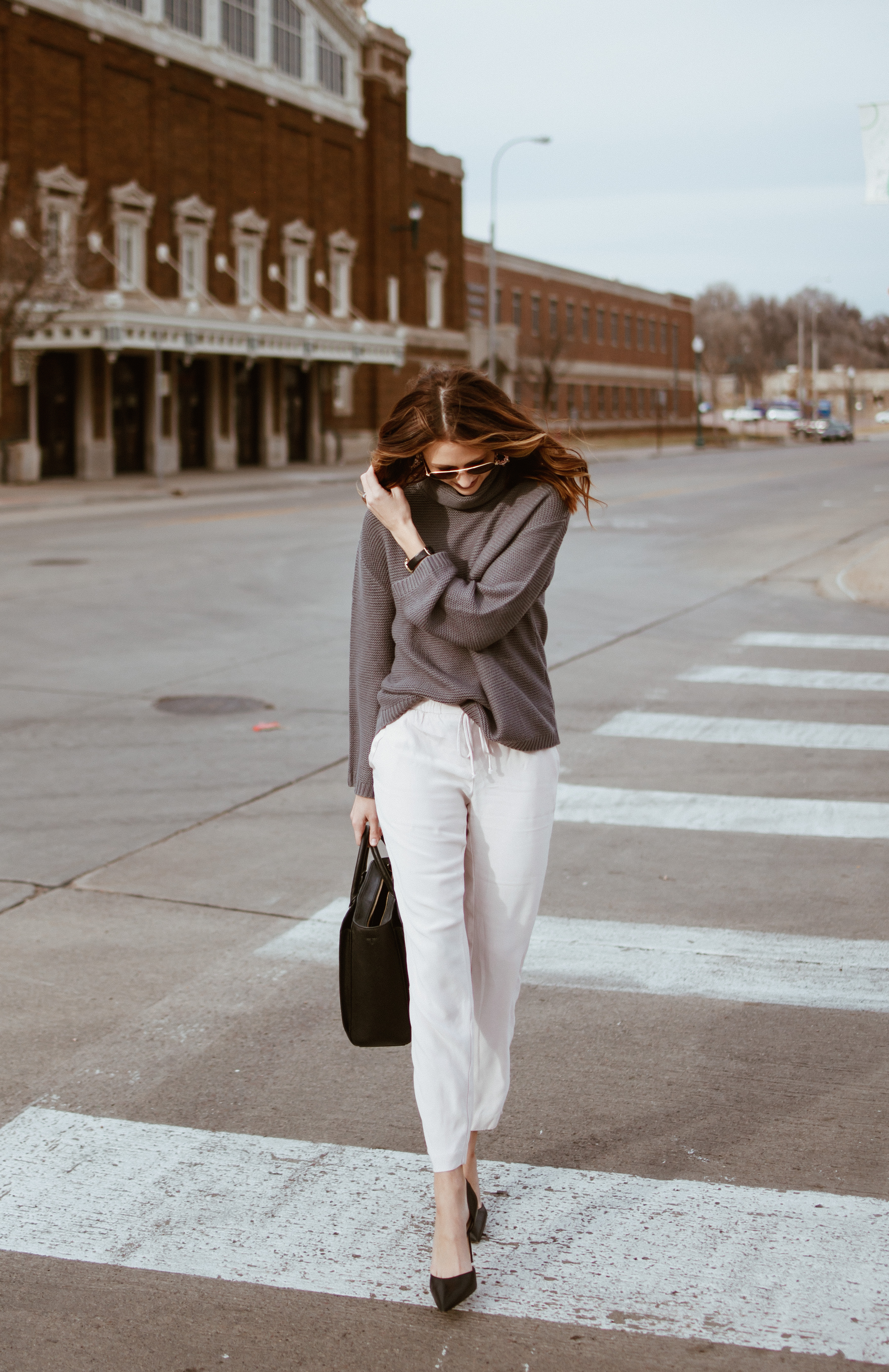 Comfy Office Outfit - Midwest In Style