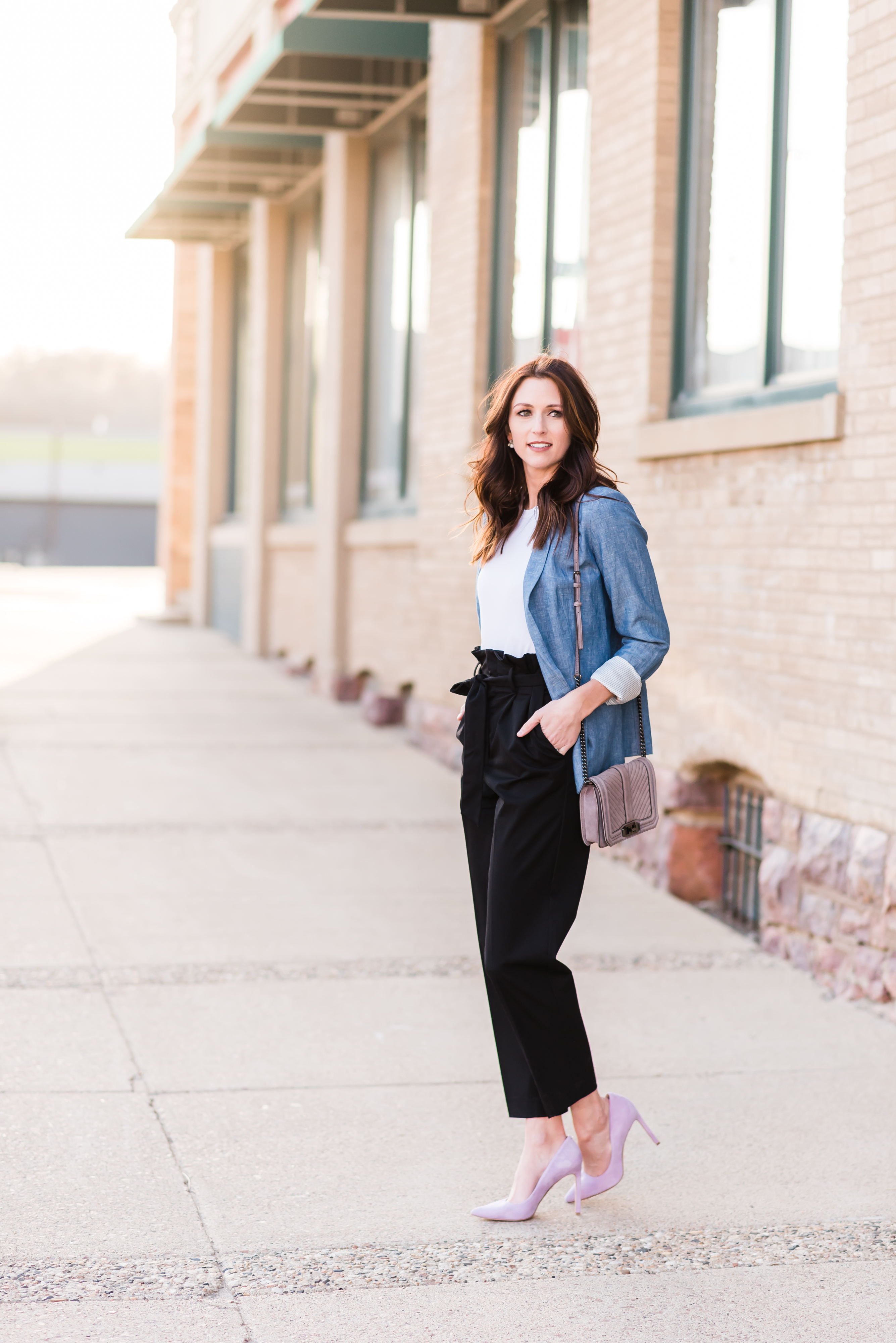 e2f99a63c26 Summer Work Outfit - Midwest In Style